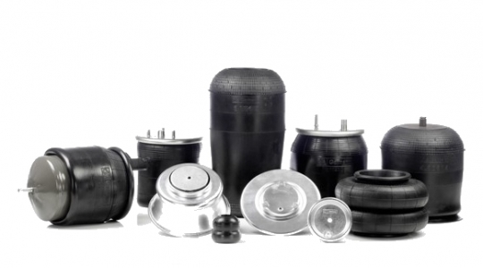 Suspension Spare parts for Trucks, Lorries, LCV, Trailers and Agri Tractors