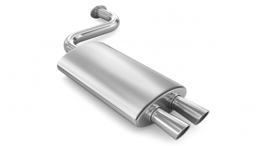 Exhaust Spare parts for Trucks, Lorries, LCV and Agri Tractors